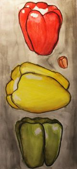 Bell peppers by Guvy