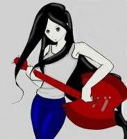 Marceline by tannico-chan