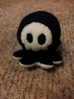 Punisher Octopus by TheJadedRaven