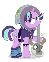 Punk Bard Starlight by dm29