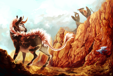 Canyon by Susiron