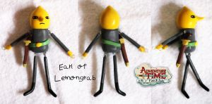 Earl of Lemongrab by crymsonlyze