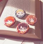 Harry Potter Button by melina-m