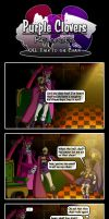 Purple Clovers Reloaded 00 by mikagome007