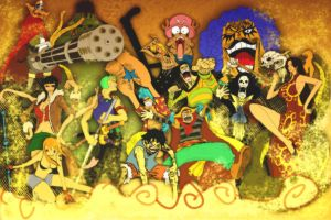 One Piece New World in New Age by cartografir