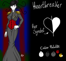 Heartbreaker (OLD ref) by MikuParanormal