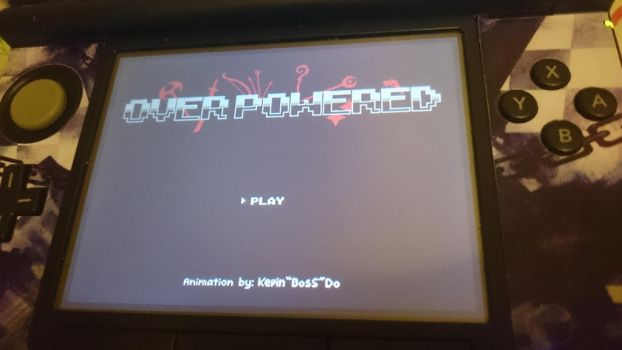 Overpowered Release Date by BOSS-ARTWORK