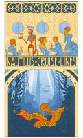 Nautilus Cruise Lines by fyr3lyt3