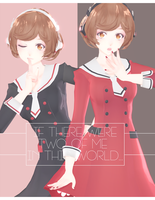DL: Tda Double Me Sakine Meiko by Jjinomu