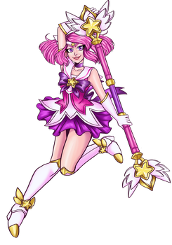 Star Guardian by ClumsyIllustrator