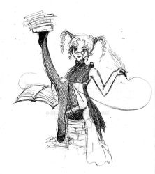 .: Odile the librarian  :. by Delight046