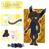 Winterblaze 2013 Reference by EeveeHop