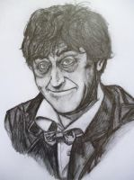 THE SECOND DOCTOR-PATRICK TROUGHTON by seanwaterfield