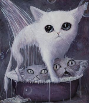 A LolCat's Hell by borda