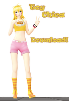 Toy Chica. Download! by LizaSakura