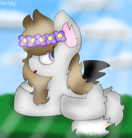 Art Trade With Enderdee11 + (Speedpaint) by DreamzScape