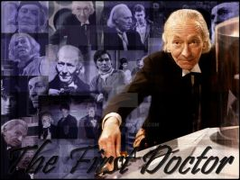 The First Doctor by Amrinalc