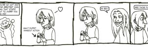 SPOILER Snape+Lily by anonymous-to-you