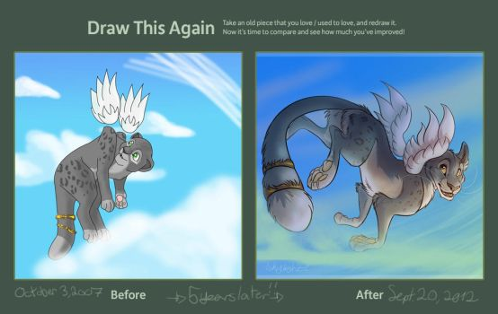 Draw this AGAIN by 1skylight1