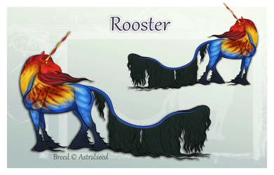 Rooster Mutation by Astralseed