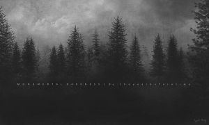 Monumental Darkness by theyearbeforetime