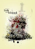 Journeys of Ink and Blood by odindesign