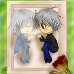 VK: Brothers by 221bee