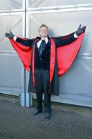 The Third Doctor by masimage