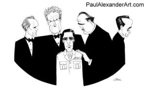 The Godfather by PaulAlexander1