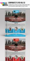 A4 Corporate Flyer Template Vol 53 by jasonmendes