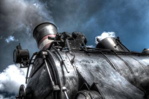 Just another Steamtrain by abuethe