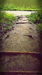 path to nowhere by Solereil