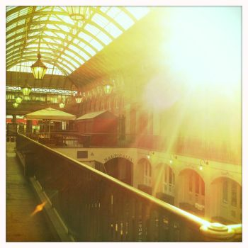 Covent Garden. Early. by martin-gill