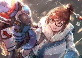 Overwatch-Mei- by eulyin