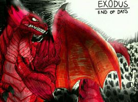 EXODUS : End Of Days : Dragonoid Poster by Erickzilla