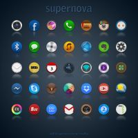 Supernova Icons by Sinisa91G