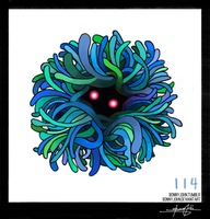 Tangela!  Pokemon One a Day!