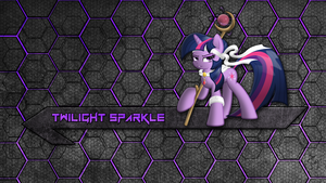 Twilight Sparkle wallpaper 7 by JamesG2498