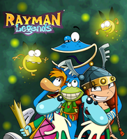 Rayman: Legends by playingames6