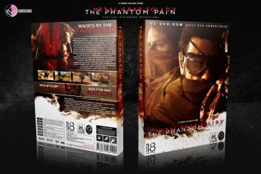 Metal Gear Solid V: The Phantom Pain - Cover by shirazihaa