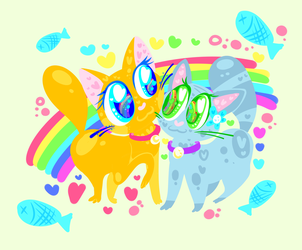 Lps Cats by Ips666