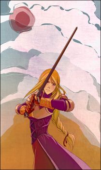 Agrias by doven