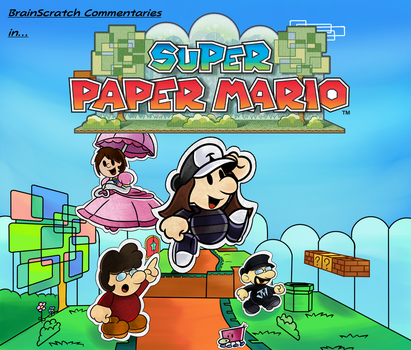 BSC: Super Paper Ted by B-L-J