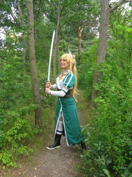 Sylph warrior by Rinaca-Cosplay