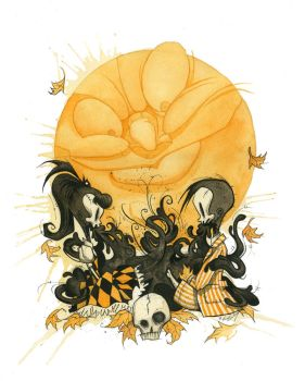 HARVEST MOON 2009 by GrisGrimly