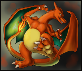 Charizard -Personal- by DrMario64