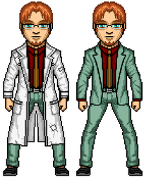 Wasteland Paradise: Leland Carter, 4th outfit by SpectorKnight