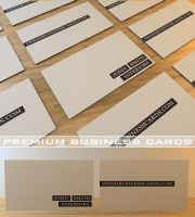 Stylish Business Card by Freshbusinesscards