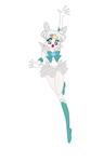 Sailor White Moon by DarkSailor7