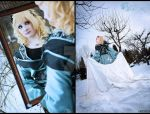 Sara Cosplay by Jibril-Cosplay